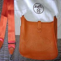 Hermes Evelyne Shoulder Bag Photo