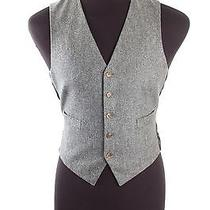 Hermes Gray Wool Vest Photo