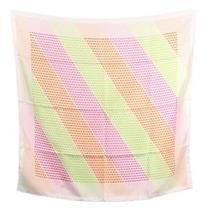 Hermes H en Bias Scarf - Pretty Colors and a Geometric Design Photo