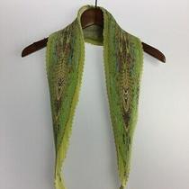 Hermes Hermes/scarf/silk/grn Photo