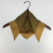 Hermes Hermes/scarf/silk/yellow/total Pattern Photo