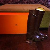 Hermes Jumping Boot - Brown Photo