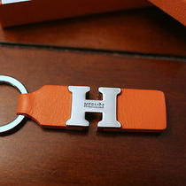 Hermes Key Ring With Box Photo