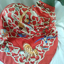 Hermes l'himalaya Silk Scarf Photo