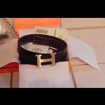 Hermes Leather Belt Photo
