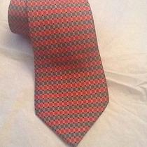 Hermes Mens Necktie - Holiday Colors Photo