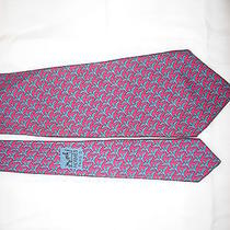 Hermes Mens Tie Photo