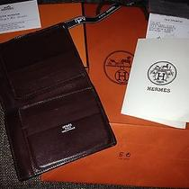 Hermes Mens Wallet Photo