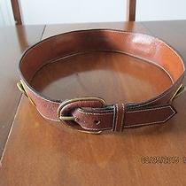 Hermes Paris Ladies Leather Belt Photo