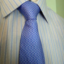 Hermes Purple Necktie 229 Photo