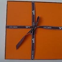 Hermes Scarf Never Worn. Bnib Retail Price   860 Photo