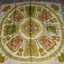 Hermes Scarf - Silk - Beautifull Photo