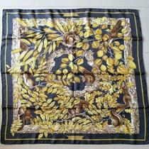 Hermes Scarf Stall Beauty Cartier Ferragamo Japan F/s Photo