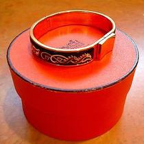 Hermes Seahorse Bracelet With Box  Photo