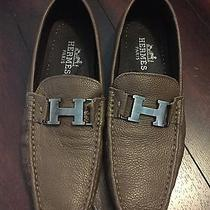 Hermes Shoes Photo