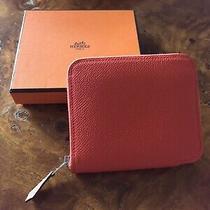 Hermes Silk in Line Small Wallet Nib Photo
