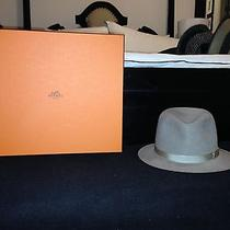 Hermes Tan Hat Size 59 Photo
