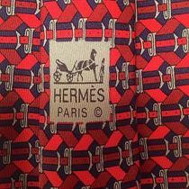 Hermes Tie Photo
