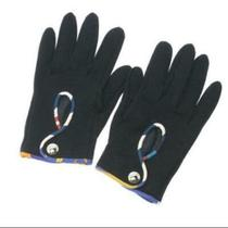 Hermes  Try-on Only Domestic Hermes Gloves Navy no.25119 Photo