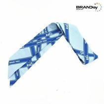 Hermes Twirry Scarf Bolduk Ribbon Blue /221128 Photo