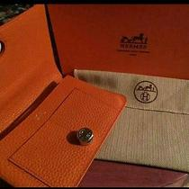 Hermes Wallet-Brand New in Box Photo