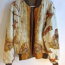 Hermes Womans Bomber Jacket Photo