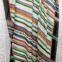 Hermes Wrap Multi Color Cotton Photo