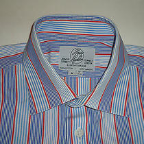 Hh-210 Harvie & Hudson Famous British Shirt Maker Colorful High End Dress Shirt Photo