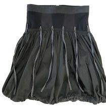 High by Claire Campbell Black Skirt Size It42 Photo