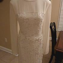High Endbeaded Cocktailsemi-Formaldresssz M (8/10)by Bieff Basixlow Bid Photo