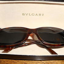 High End Bvlgari Sunglasses  and Case Italy  Sweet  a Free Shipping Photo