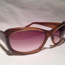 High End Designer Oliver Peoples Syc Sunglasses Tortoise 59-17-125 Very Nice Photo