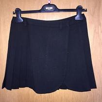 High End Designer Tom Ford Costume National Skirt Pleated Wrap Short Size 42 10 Photo