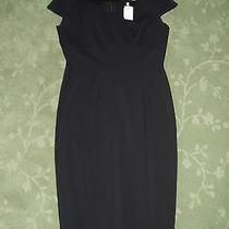 High End Little Black Dress Victoria Beckham From Holt Renfrew Size 8 Photo