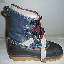 High Flying Burtons Work - Snow Board - Snow Mobile Boots - Gray - Size W6 Photo