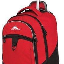 High Sierra Chaser Wheeled Book Bag Photo