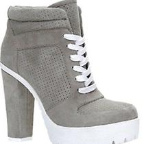 High Sneakers Womens Shoes Photo