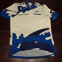Highly Used Stains Pearl Izumi Mens Cool Christy Sports Bike Cycling Jersey Sz L Photo
