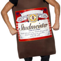 Hilarious Beer Bottle Studmeister Mens Fancy Dress Costume One Size Photo
