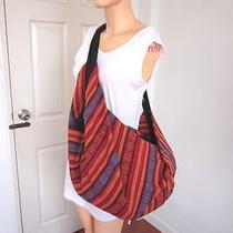Hippie Hobo Thai Woven Shoulder Bag Backpack Travel Crossbody  Tote Women Men Photo