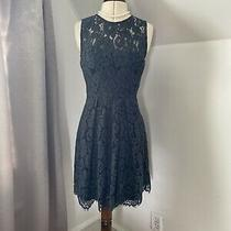 Hitherto Bhldn Anthropologie Womens Bridesmaid Lace Dress Green Size 2 Photo