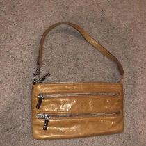 Hobo Brown Leather Purse Photo