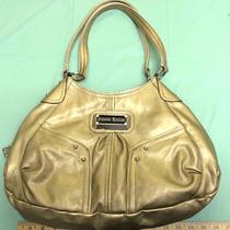 Hobo Chic Gold Hand Shoulder Bag Tote Ricchi Satchel Women Purse Messenger  Photo