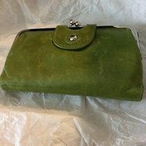 Hobo Green Wallet Photo