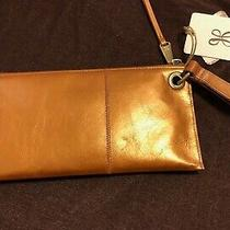Hobo Hand Bag/clutch New With Tags Color New Penny (Copper)  10 X 5 Photo