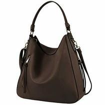Hobo Handbags for Women Large Waterproof Leather Purses Handbag Ladies Tote Shou Photo