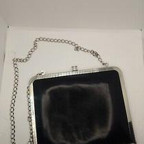 Hobo International Black Leather Clutch Purse Wallet  - Black - Nwot Photo