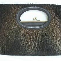 Hobo International Brown Clutch Purse  Photo