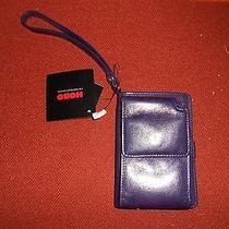 Hobo International Cari Leather Multifunction Wristlet Wallet Cell Phone Case Photo