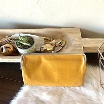 Hobo International Lauren Clutch Wallet Yellow Photo